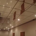 Подвесной потолок зеркальный